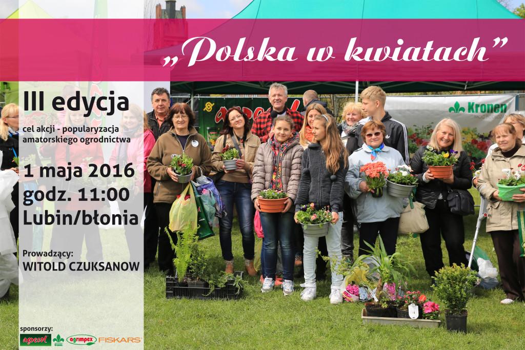 Polska w kwiatach