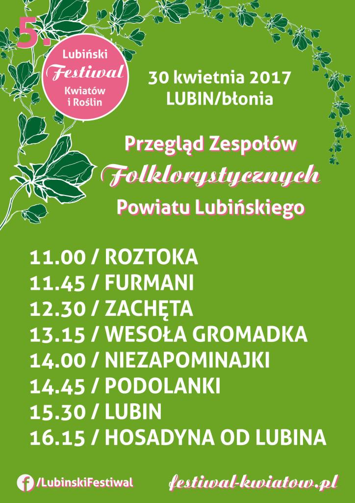 Program występów